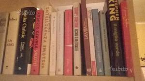 Libri di vario genere a prezzo interessante