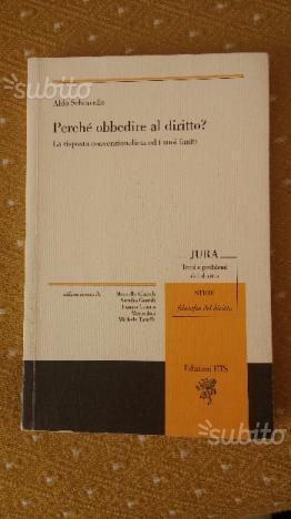 Libro- A. Schiavello - Perché obbedire al diritto?