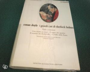 Libro: I grandi casi di Sherlock Holmes