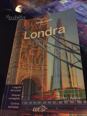 Lonely Planet nuova Londra