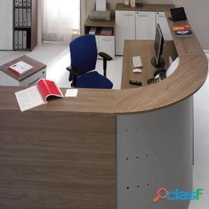 Banco reception scrivania posot class for Reception scrivania