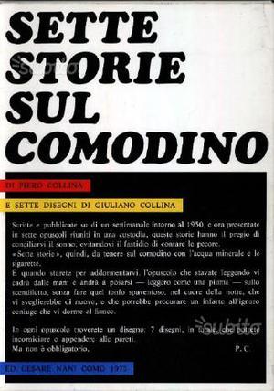 Piero Collina - Sette storie sul comodino