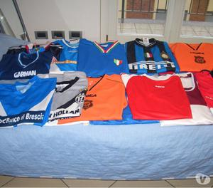 STOCK N 21 MAGLIE CALCIO ORIGINALI