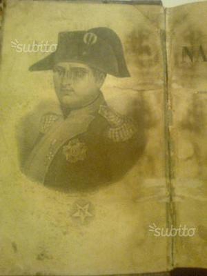 Soria di Napoleone primo in due volumi