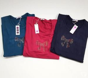 T-shirt donna made in Italy