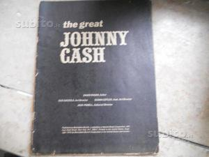 The Great Jhonny Cash-David Ragan Editore