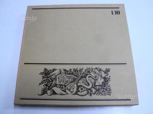 10 dischi in vinile 45 giri vivaldi i tesori