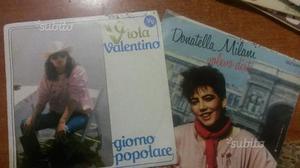 45 giri di Viola Valentino e Donatella Milani