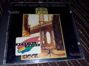 CD musica  c'era una volta in America