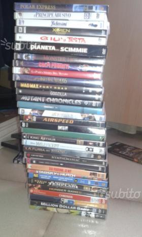 Collezione film e cartoni
