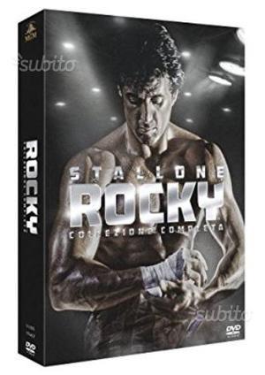 Collezioni film bluray full HD alien taken rocky