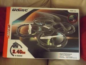 DRONE udi rc 4 canali