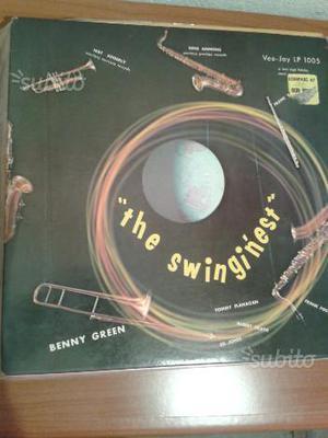 Disco 33 giri Benny Green - The Swingin' Est