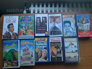 Film vari in videocassetta