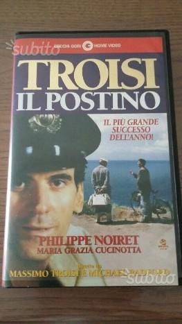 Film videocassette vhs originali
