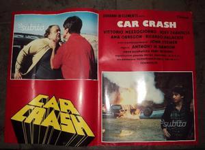 Fotobuste Car Crash - Commando Suicida