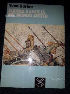 Guerra e società nel mondo antico
