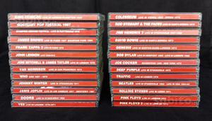 IL DIZIONARIO DEL ROCK di Ieri e di Oggi 26 CD