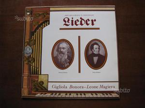LP VINILE Lieber Brahms Schubert Frescobaldi Fe