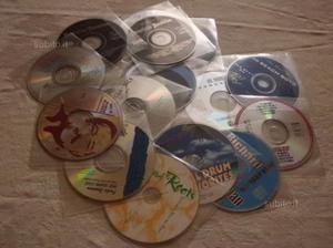 Lotto di 15 CD stranieri - Originali