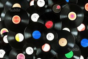 Pago dischi vinile LP 33 giri 45 giri vinili