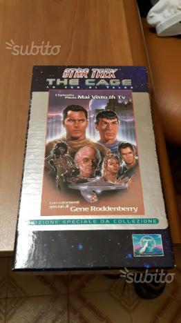 Star Trek - The Cage - Lo Zoo di Talos
