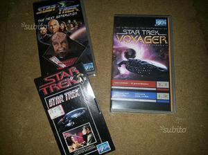 Star Trek collezione VHS