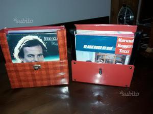 Stock 60 dischi in vinile 45 giri