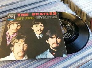 The Beatles 45 giri