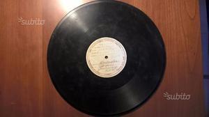 Tre dischi per grammofono
