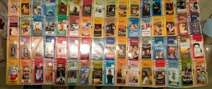 Video Cassette FILM originali vhs nuove e usate