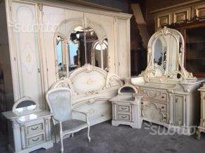 Camera da letto barocco veneziano posot class - Camera da letto in stile veneziano ...