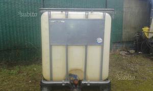 Cisterne acqua