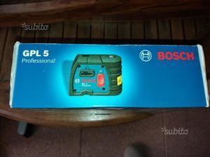 Livella laser GPL 5 a punti
