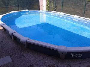 Pompa svuota telo piscina posot class - Riparazione telo piscina ...