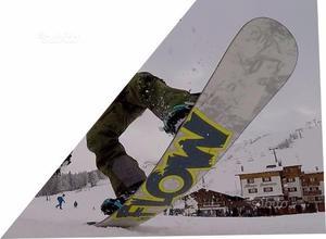 Tavola snowboard Flow Verve