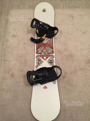 Tavola snowboard signal park rocker cm posot class - Tavola snowboard attacchi offerta ...