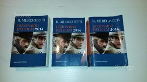 """Dizionario dei film """"Il Mereghetti """" + indici"""