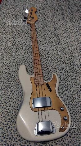 Fender American Vintage '58 (clone)