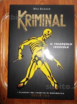 Fumetto Kriminal