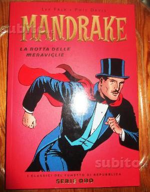 Fumetto Mandrake