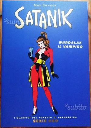 Fumetto - satanik