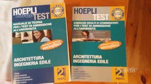 Hoepli-Test Ingegneria Edile/Architettura