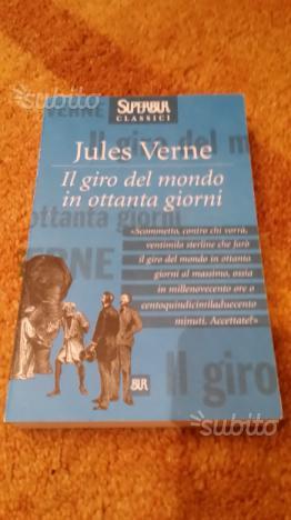 Jules Verne Il giro del mondo in 80 giorni