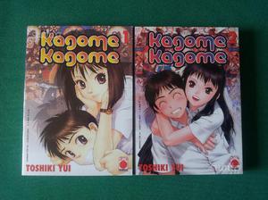 Kagome Kagome dal n.1 al n.2 Planet Manga