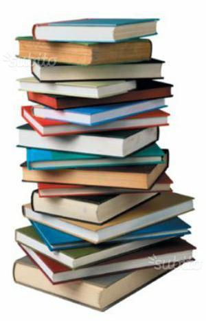 Libri nuovi/usati di tutti i tipi a poco prezzo