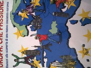Libro narrativa Europa Che Passione