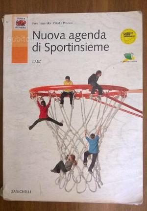 Nuova Agenda di Sportinsieme L' ABC (Zanichelli)