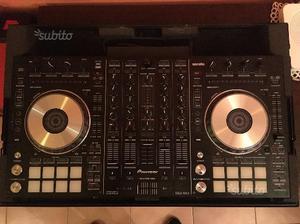 Pioneer ddj sx2 + case originale