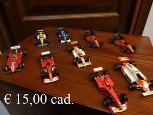 Prototopi auto F1 scala 1.43